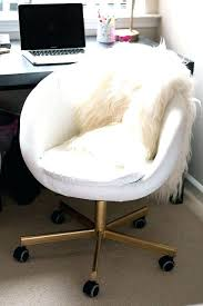 ikea swivel office chair. White Swivel Desk Chair Modern Chairs Gold Office Furniture . Ikea