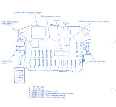 1990 honda crx fuse box 1990 wiring diagrams