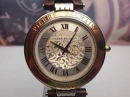 balmain watch men gold 6am mall com balmain watch men gold