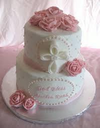 Baptism Cake For Baby Girl Baptism Cake For Baby Girl Buttercream
