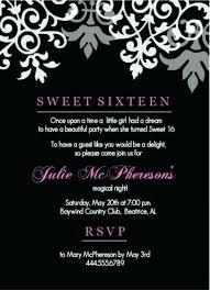 Birthday Invites Ideas Sweet Birthday Invitations Invitations For