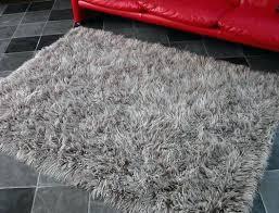 grey flokati rug mottled grey wool rug updated colour grey flokati rug uk