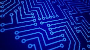 Circuit Board Hi Tech Computer Generated Stock Footage Video 100