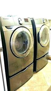 washer and dryer stand risers universal pedestal a made platinum platform stands diy washer and dryer stand