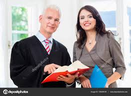 paralegal office lawyer and paralegal in office stock photo kzenon 139248136