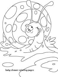 baby shower coloring pages snail coloring page inspirational 29 baby shower coloring pages