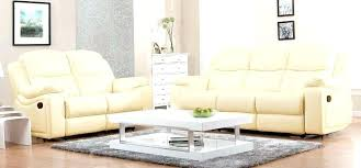 electric recliner loveseat white leather sofas cream electric reclining 3 2 sofa set corner off and