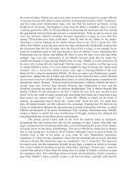 essays on othello mega essays othello