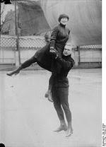 Фигурное катание Википедия Немецкие фигуристы 1928