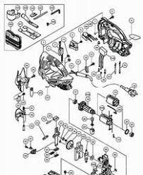 CJ110MV Spares for <b>Hitachi CJ110MV</b> Parts (Jig Saw) - Power Tool ...