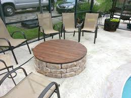 fire pit on wood deck pho 7 diy ideas can a propane be used