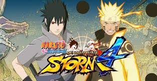 Image result for naruto shippuden ultimate ninja storm 4 pc