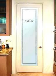 outstanding half glass pantry door frosted glass interior doors half door pantry for rustic frosted outstanding half glass pantry door