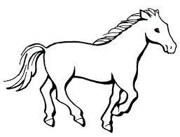 Easy Coloring Pages Animals Coloring Pages Animal Animal Coloring