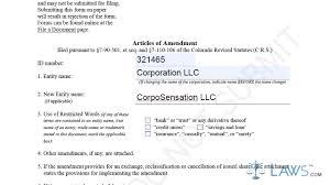 Trust Amendment Form Articles Of Amendment Profit Corporation Sample YouTube 22