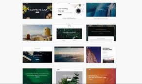Website Builder Templates Custom Free Website Templates Build A Beautiful Site Blog Or Store