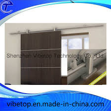 wooden glass door sliding track hardware fittings bd 07