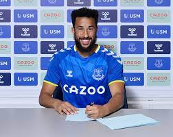 Townsend Joins Everton