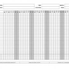 Student Attendance Tracker Excel New Employee Attendance