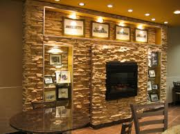 Interior Rock Walls Pleasant Decorative Stone Wall : 24 Awesome Stone Wall  Ideas LittlePieceOfMe.