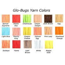 The Bug Shop Glo Bugs Yarn