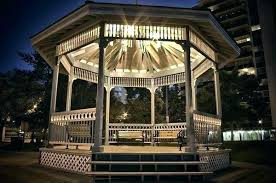 full size of solar gazebo chandelier with remote outdoor lighting led lights for patio