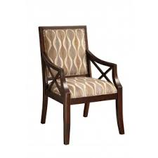 urban accents furniture. cowries espresso upholstered accent chair by urban accents furniture s