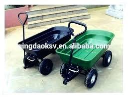 gorilla garden cart gorilla carts 6 cu ft steel yard cart yard wagon gorilla garden dump
