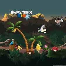 Angry Birds Rio iPhone Backgrounds By Sal9 On DeviantArt Desktop ...