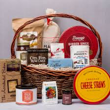north carolina gourmet gift basket southern season
