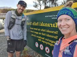 Meagan Brown - Tongariro Northern Circuit (NZ) - 2020-03-21 | Fastest Known  Time