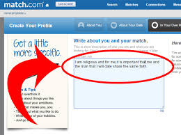 funniest online dating profile examples