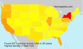 Luckman - Names Encyclopedia