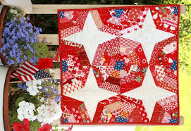 Quilt Taffy: Red White and Blue   Quilts and Quilting   Pinterest ... & Quilt Taffy: Red White and Blue Adamdwight.com