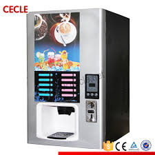Coffee And Hot Chocolate Vending Machines