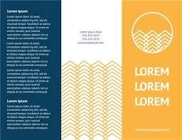 Free Printable Brochure Templates Creative Center