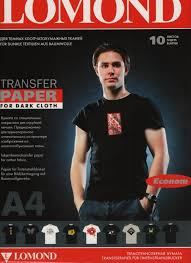 Купить <b>Термотрансферная бумага LOMOND</b> Transfer Paper for ...