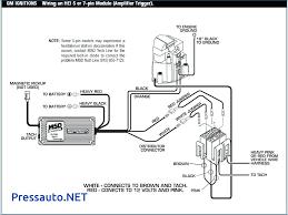 4cyl ford tfi msd 6al wiring diagram wiring diagram h8 Pro Comp Distributor Wiring Diagram at Autometer Pro Comp 2 Wiring Diagram