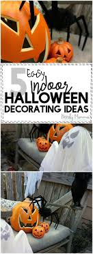 Easy Indoor Halloween Decorating Ideas (for under $50