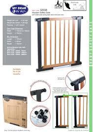 wooden safety gate australia gates lg