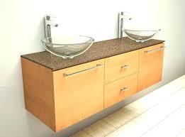 vanity cabinet for vessel sink vessel vanity cabinet bathroom vessel vanity cabinets inspiring wooden floating bathroom vanity cabinet with sliding doors 30