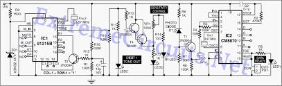 extreme circuits s electrical engineering blog community a dtmf based ir transmitter and receiver pair can be used to realize a proximity detector the circuit presented here enables you to detect any object