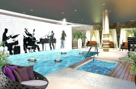 cool bedrooms with pools. Cool Music Room Ideas Home Decorating Interior Boys Themes With Deluxe Theme Indoor Pool Decor Band Bedrooms Pools R