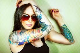 Tetování Může Být Krásné Ale Víte O Něm úplně Všechno Prima ženy