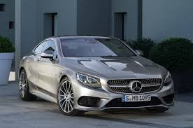 Mercedes-Benz's New S Class Coupe is Dead Sexy, Comes with Magical ...