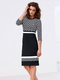 Kleid Schwarz Weiß DM81 – Takasytuacja