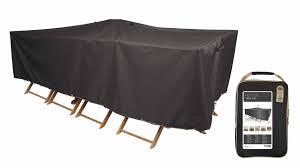 Housse table de jardin | Achat housse table pas cher | Oviala