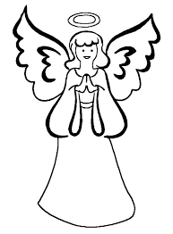 Small Picture Mother of Angels Coloring Page Color Luna