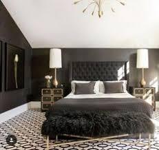 86 Awesome Black & Gold Bedroom! images | Black white, gold bedroom ...