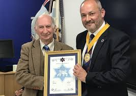 New chair of AJEX commits to veterans' welfare and education ...